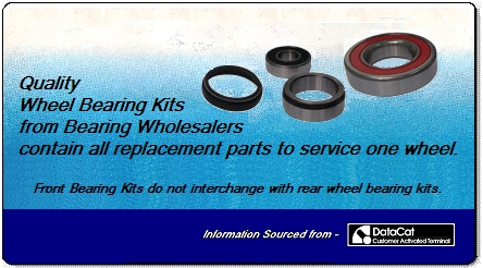 2715KIT wheel bearing kit