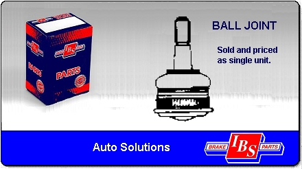 BJ2505** ball joint, auto solutions