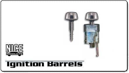 NIB457 ignition barrel