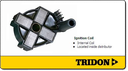TIC030 ignition coil